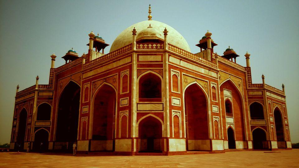 new delhi and agra a look at mughal architecture tripoto