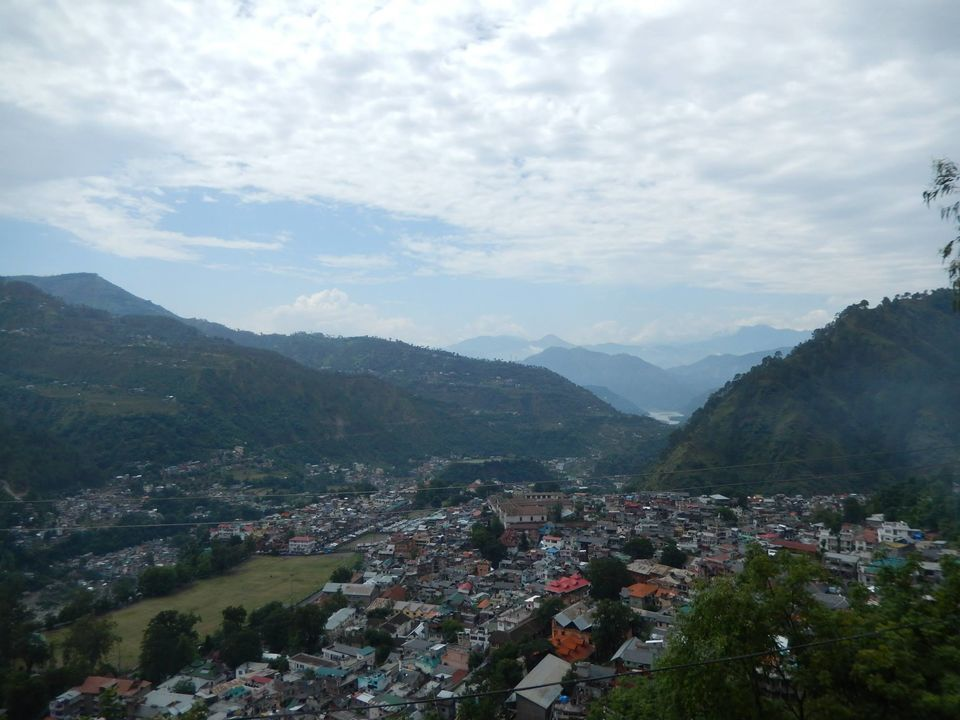 Snowfall In Chamba Himachal Pradesh Source A Beautiful Journey To Dalhousie And Khajji Tripoto