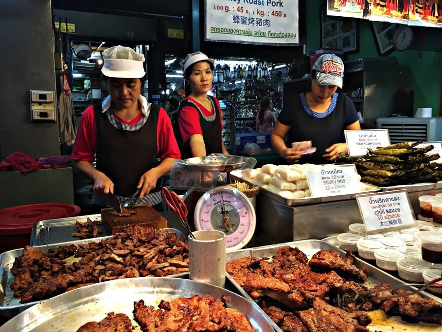 Bangkok Street Food Trail