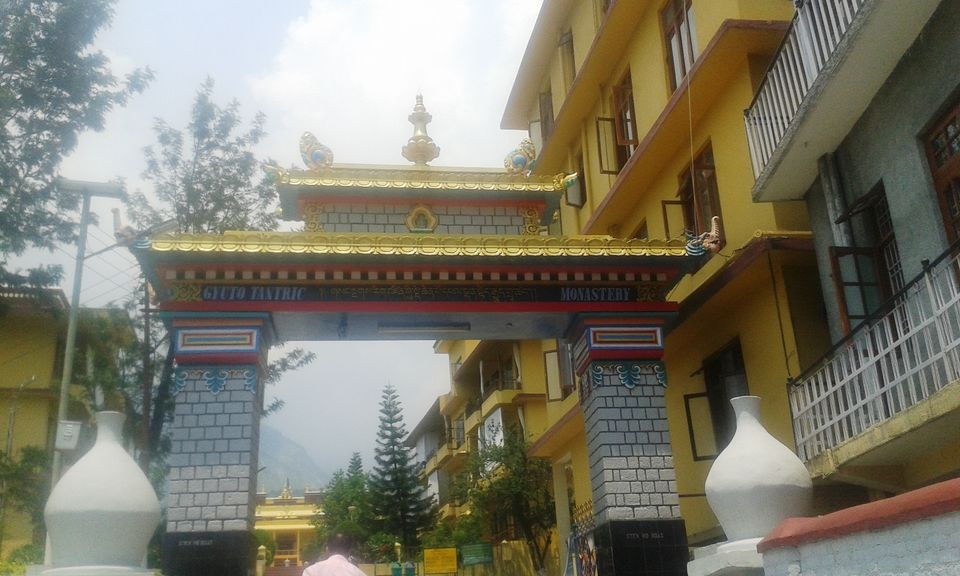 The land of Lamas: Dharamshala