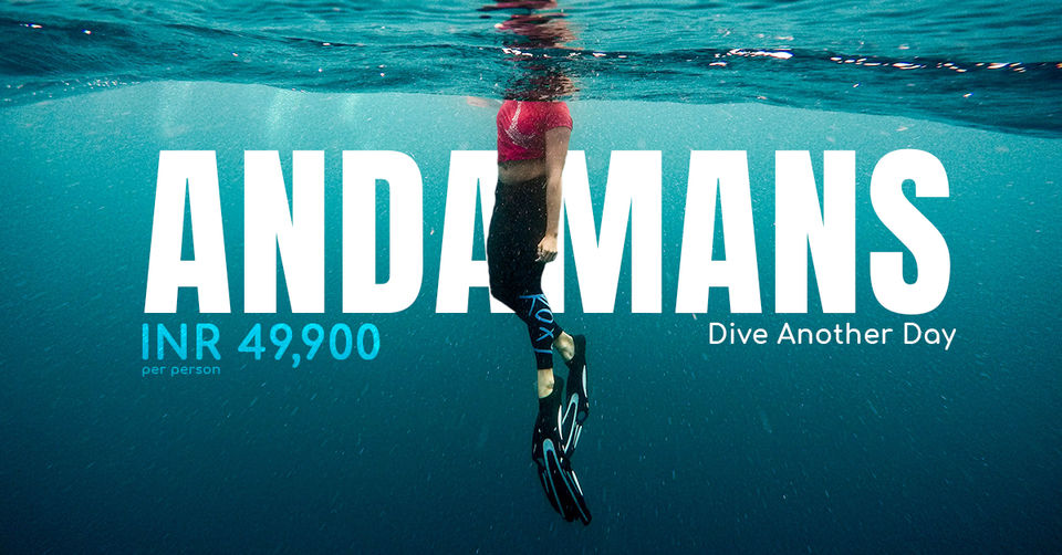 Scuba Diving In Andaman Islands