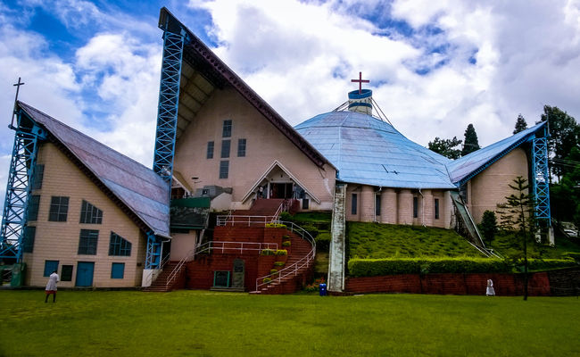 A church tour of Kohima, Nagaland