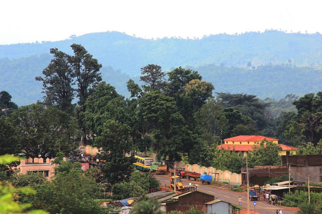 Daringbadi, Orissa (July 2014)