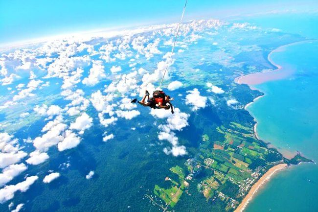 Skydiving in India: Everything You Need To Know