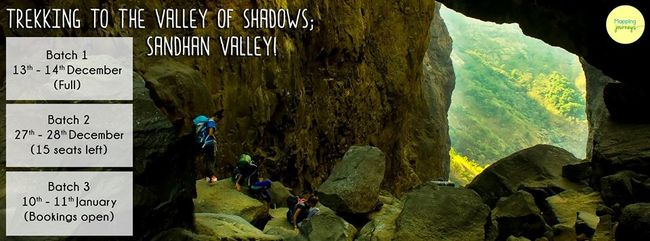 Trek To The Valley of Shadow (Sandhan Valley)