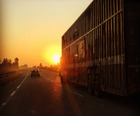 1800 x 2 Km Drive - Bengaluru To Jamshedpur And Return - A 2 Day Trip !