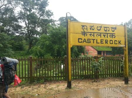 Doodhsagar Falls: Monsoon Trek on the Railway Track
