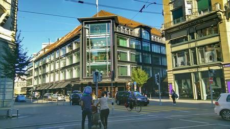 Tour De Switzerland – Zurich city