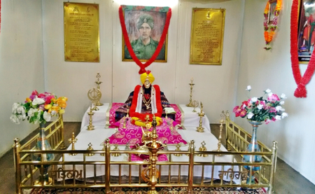 Baba Mandir: A saga of duty beyond death