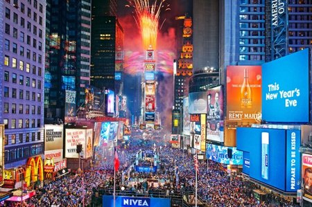 TOP PLACES IN THE WORLD TO CELEBRATE NEW YEAR