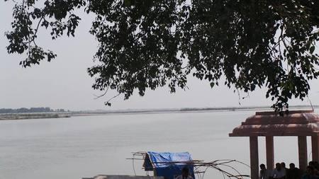 Bithoor_ Banks Of River Gangey