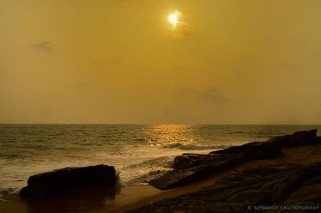God's Own Country- Kerala.