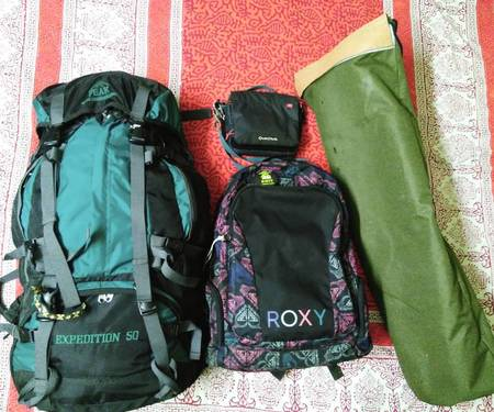 A Solo Traveller Backpacking Around India For 55 Days In Under Rs 45,000 (Part - I)