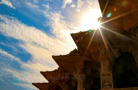A Chapter in Ancient History - The Sun Temple of Modhera