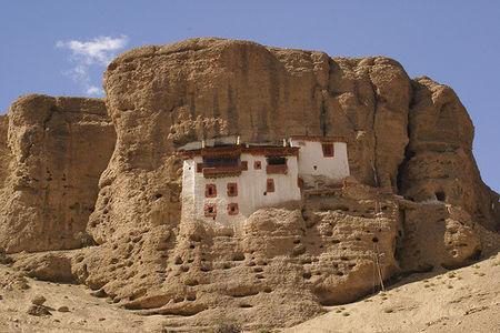 Man-made wonders in the wilderness – Monasteries