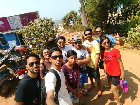 A Memorable Trip To GOA