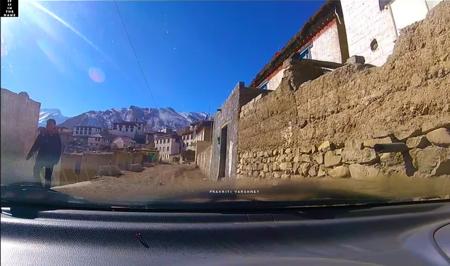 Empty Kibber Village | Spiti Valley | Winters in Spiti