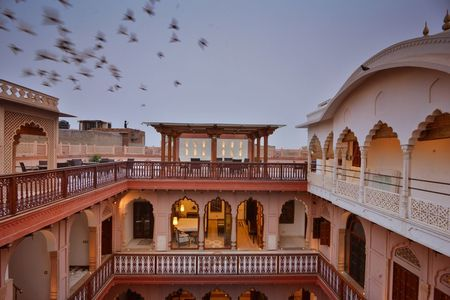 This 200-Year-Old Haveli In The Lanes Of Chandni Chowk Is Delhi's Most Beautiful Boutique Hotel