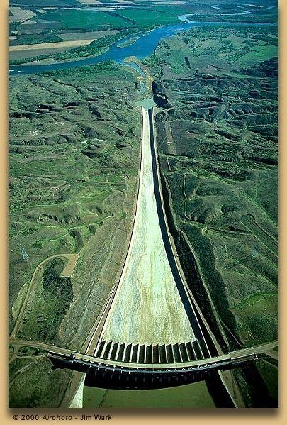 Photos of Fort Peck Dam, Nashua, MT, United States 1/1 by Sukriti Somvanshi