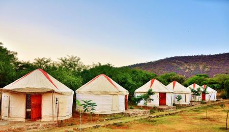 Photo of Most Delhiites Don't Know There's This Gorgeous Camping Site Just 200km Away From The City