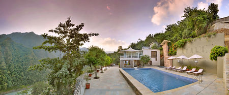 Head To This Resort In Rishikesh With Your Family For An Adventurous Summer Vacation