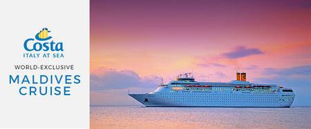 Book This 4-Day Cruise from Cochin to Maldives Under Rs 28,000 Per Person!