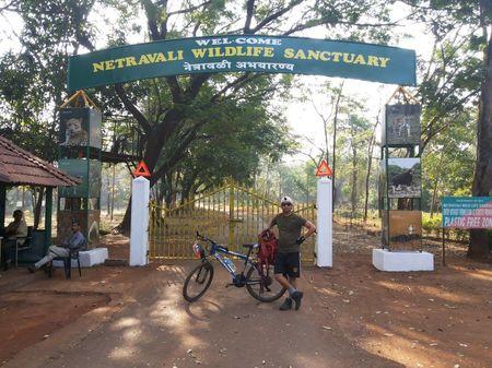 YHAI GOA Cycling Expedition