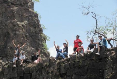 First Monsoon Trek 2014 : Karnala Fort