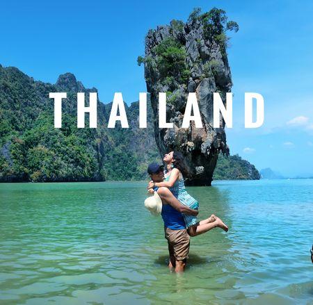 Lost In Thailand 7 Days In Phuket Krabi Phi Phi Bangkok