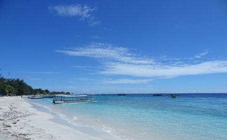 Sun, sea and magic mushroom shakes on the Gili Islands