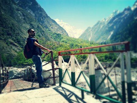 Off-Road Biking In Shivalik Mountains