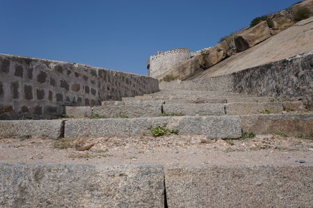 Bhongir Fort: Traces of the 11th Century