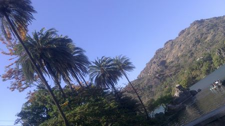 Weekend meditation at Mount Abu
