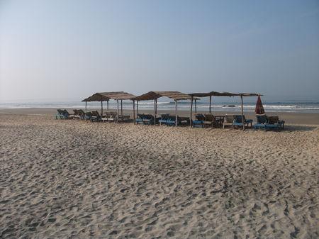 Along the coastline of Goa on two wheels
