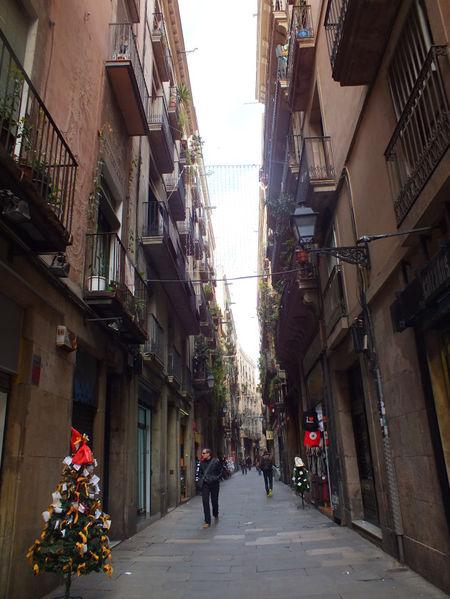 Stories From Barcelona:  La Boqueria Market