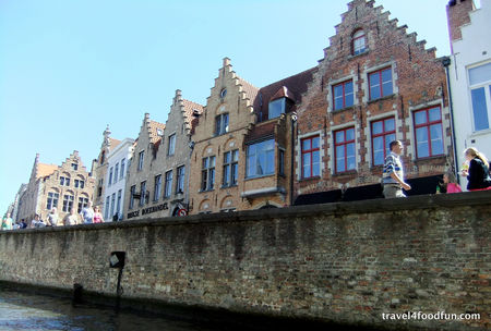 Paris Day Trips: Monet! Bruges!
