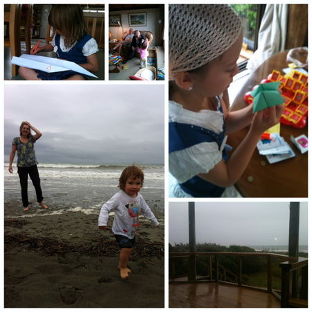 New Year's at a beach house on the Kapiti Coast