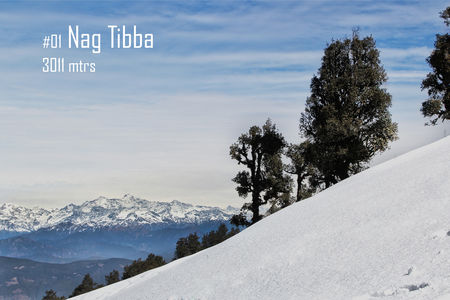 15 treks in 2015 - A new year resolution turned into a marvellous himalayan journey