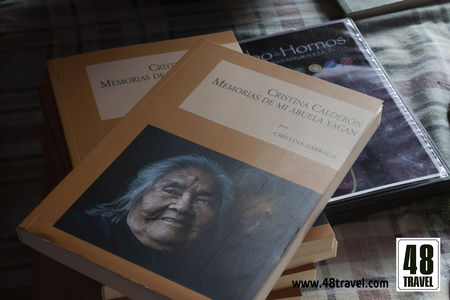 The last of Chile's native Yaghan people - Meet Cristina Calderón