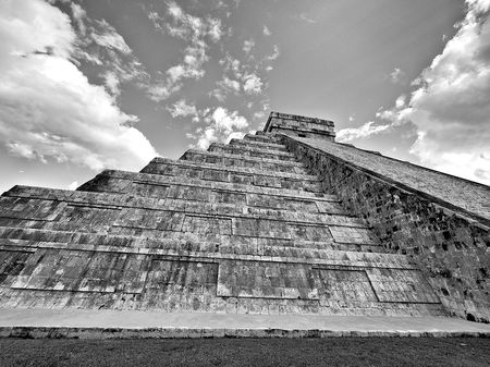 Chichen-Itza or chicken pizza – World Heritage Site