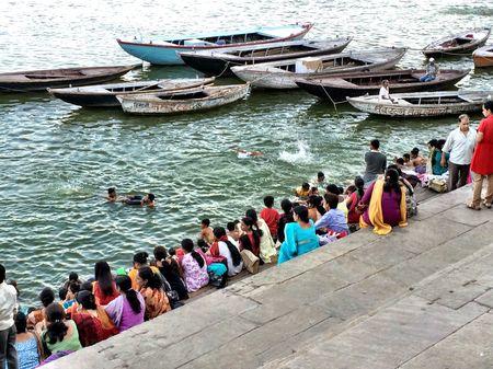 Varanasi: Oh my ghat