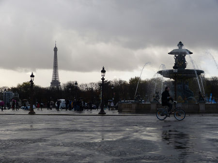 Paris in Winters