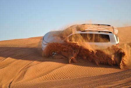 Dubai Desert Safari- A Sand Escapade