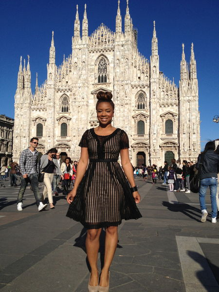 Pretty in Milan