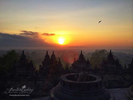 60 Hours in Yogyakarta, Indonesia