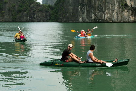 Ha Noi - Ha Long Bay 2 Days 1 Night