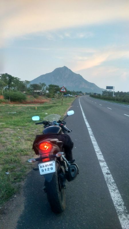 Solo Ride in TamilNadu