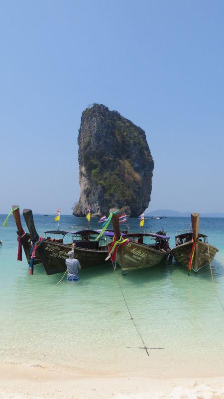 Krabi – Four island tour