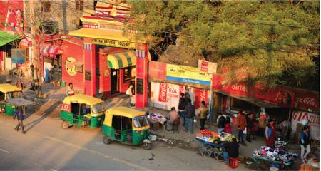 Glimpses of a lost kingdom – Majnu Ka Tila