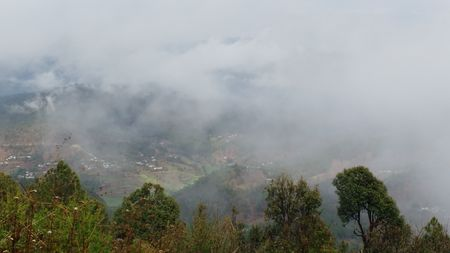 The joy of missing out - Kausani in pictures